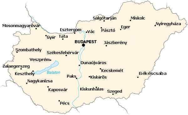 magyarország térkép kiskőrös Hálózat magyarország térkép kiskőrös