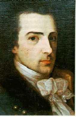 Az ifjú Kazinczy Ferenc